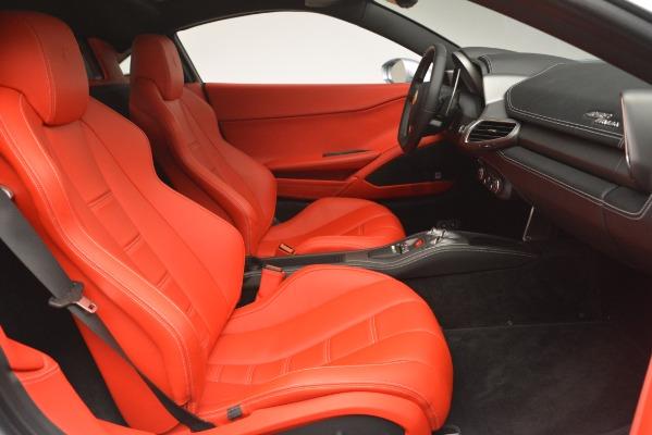 Used 2015 Ferrari 458 Italia for sale Call for price at Alfa Romeo of Greenwich in Greenwich CT 06830 18