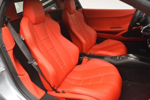 Used 2015 Ferrari 458 Italia for sale Call for price at Alfa Romeo of Greenwich in Greenwich CT 06830 19