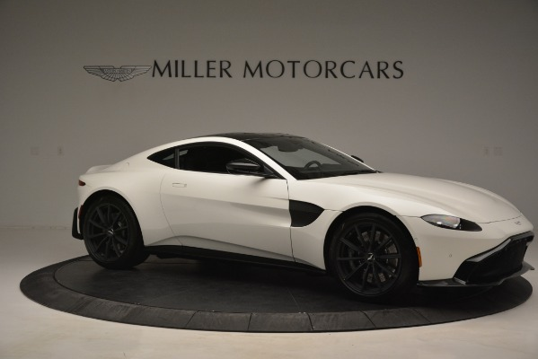 New 2019 Aston Martin Vantage V8 for sale Sold at Alfa Romeo of Greenwich in Greenwich CT 06830 10