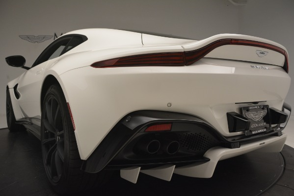 New 2019 Aston Martin Vantage V8 for sale Sold at Alfa Romeo of Greenwich in Greenwich CT 06830 21