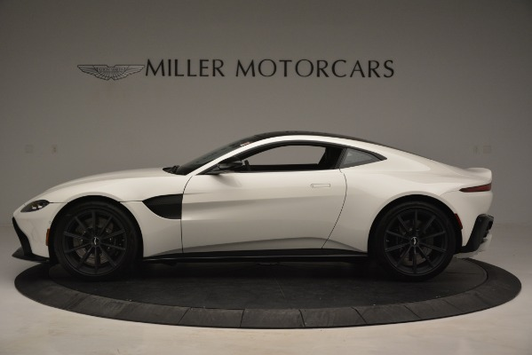 New 2019 Aston Martin Vantage V8 for sale Sold at Alfa Romeo of Greenwich in Greenwich CT 06830 3