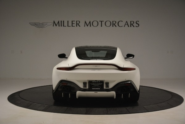 New 2019 Aston Martin Vantage V8 for sale Sold at Alfa Romeo of Greenwich in Greenwich CT 06830 6