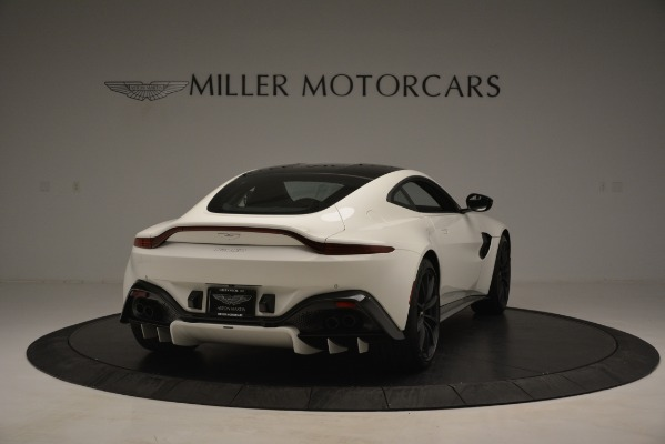 New 2019 Aston Martin Vantage V8 for sale Sold at Alfa Romeo of Greenwich in Greenwich CT 06830 7