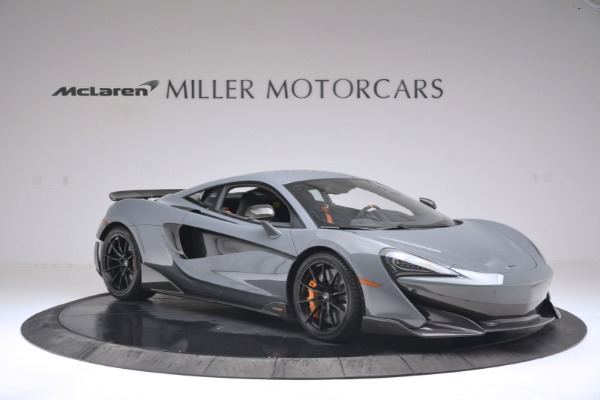 New 2019 McLaren 600LT Coupe for sale Sold at Alfa Romeo of Greenwich in Greenwich CT 06830 10