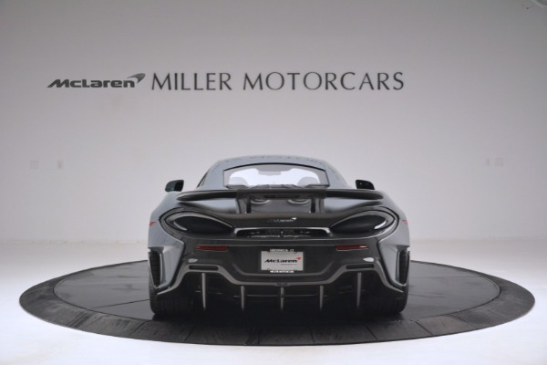 New 2019 McLaren 600LT Coupe for sale Sold at Alfa Romeo of Greenwich in Greenwich CT 06830 6