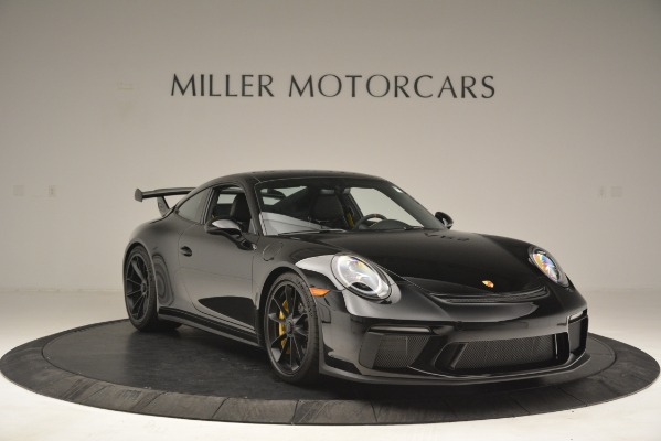 Used 2018 Porsche 911 GT3 for sale Sold at Alfa Romeo of Greenwich in Greenwich CT 06830 11
