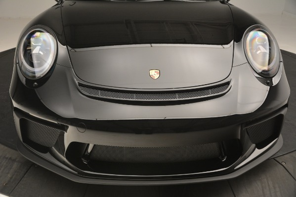 Used 2018 Porsche 911 GT3 for sale Sold at Alfa Romeo of Greenwich in Greenwich CT 06830 12