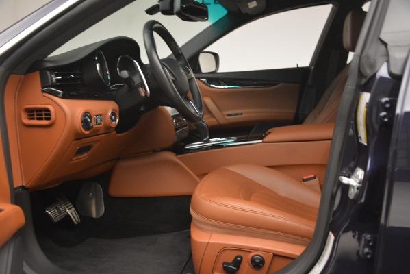 Used 2015 Maserati Quattroporte S Q4 for sale Sold at Alfa Romeo of Greenwich in Greenwich CT 06830 14