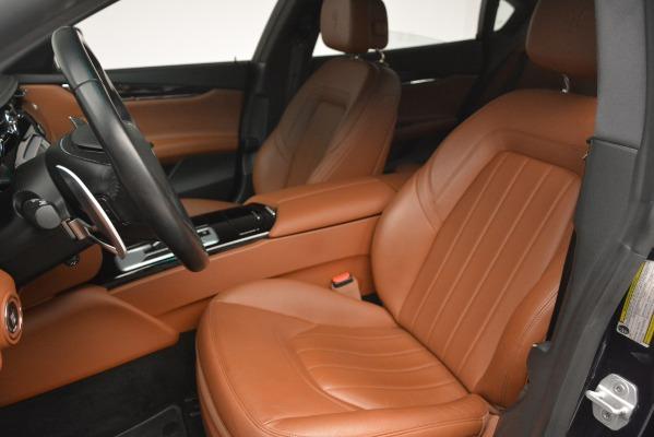 Used 2015 Maserati Quattroporte S Q4 for sale Sold at Alfa Romeo of Greenwich in Greenwich CT 06830 15