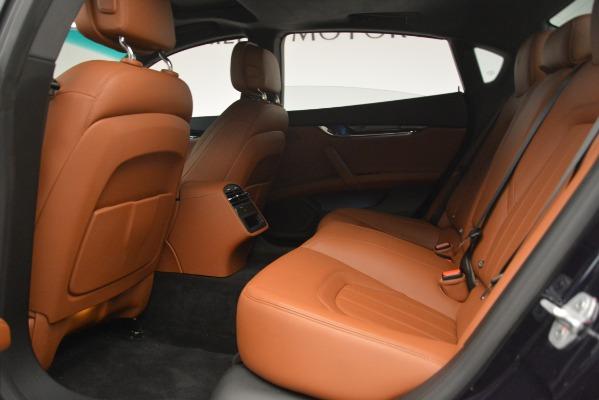 Used 2015 Maserati Quattroporte S Q4 for sale Sold at Alfa Romeo of Greenwich in Greenwich CT 06830 18