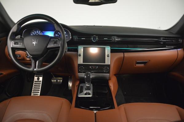 Used 2015 Maserati Quattroporte S Q4 for sale Sold at Alfa Romeo of Greenwich in Greenwich CT 06830 21
