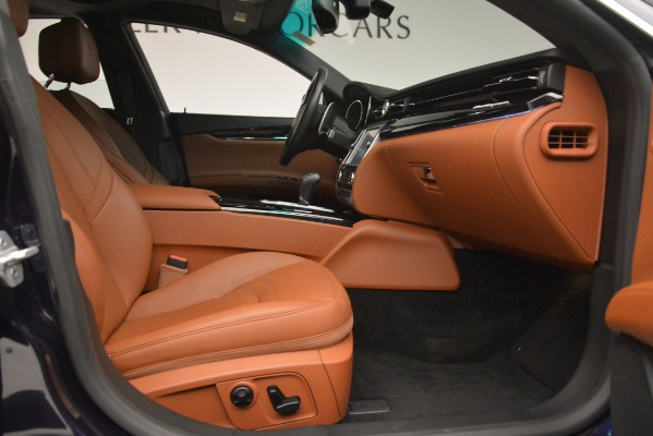 Used 2015 Maserati Quattroporte S Q4 for sale Sold at Alfa Romeo of Greenwich in Greenwich CT 06830 23