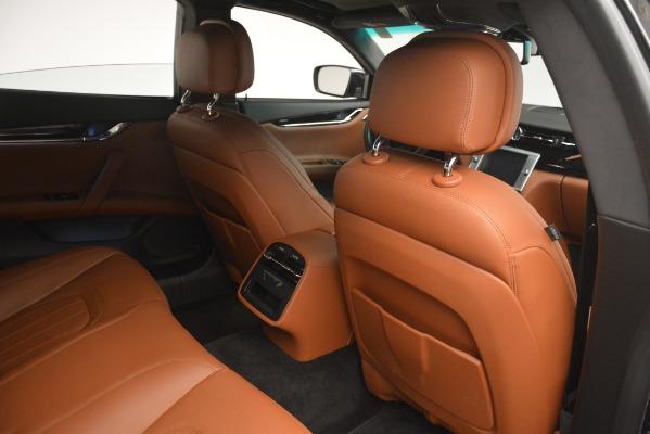 Used 2015 Maserati Quattroporte S Q4 for sale Sold at Alfa Romeo of Greenwich in Greenwich CT 06830 26