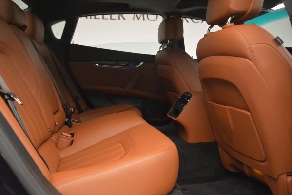 Used 2015 Maserati Quattroporte S Q4 for sale Sold at Alfa Romeo of Greenwich in Greenwich CT 06830 27