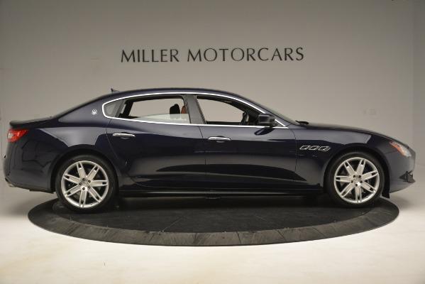 Used 2015 Maserati Quattroporte S Q4 for sale Sold at Alfa Romeo of Greenwich in Greenwich CT 06830 9