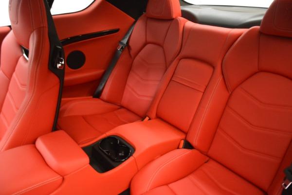 New 2018 Maserati GranTurismo Sport for sale Sold at Alfa Romeo of Greenwich in Greenwich CT 06830 17