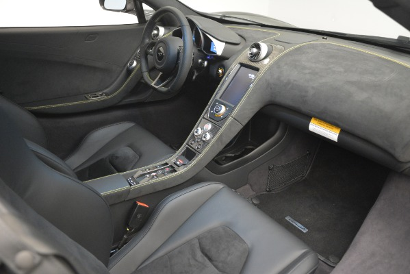 Used 2016 McLaren 650S Spider Convertible for sale Sold at Alfa Romeo of Greenwich in Greenwich CT 06830 25