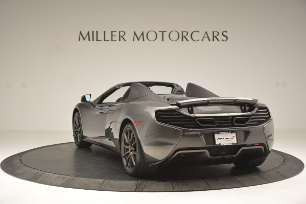 Used 2016 McLaren 650S Spider Convertible for sale Sold at Alfa Romeo of Greenwich in Greenwich CT 06830 5