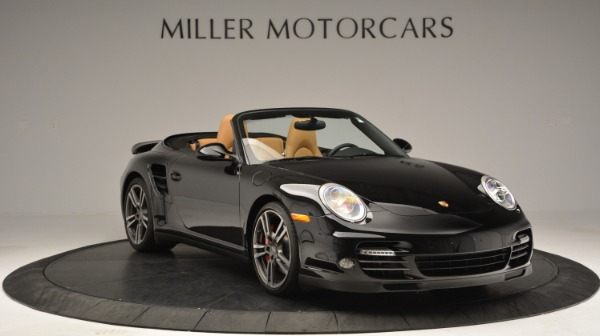Used 2012 Porsche 911 Turbo for sale Sold at Alfa Romeo of Greenwich in Greenwich CT 06830 11