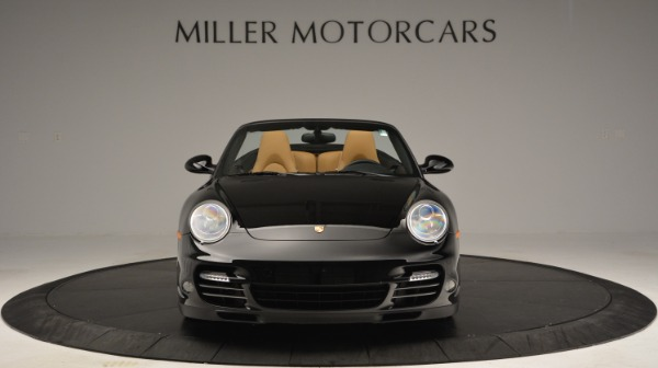 Used 2012 Porsche 911 Turbo for sale Sold at Alfa Romeo of Greenwich in Greenwich CT 06830 12