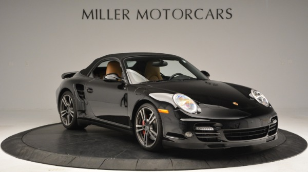 Used 2012 Porsche 911 Turbo for sale Sold at Alfa Romeo of Greenwich in Greenwich CT 06830 18