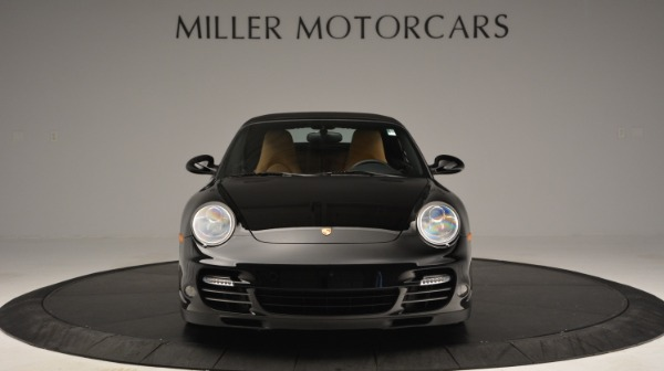 Used 2012 Porsche 911 Turbo for sale Sold at Alfa Romeo of Greenwich in Greenwich CT 06830 19