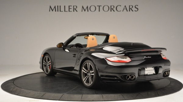 Used 2012 Porsche 911 Turbo for sale Sold at Alfa Romeo of Greenwich in Greenwich CT 06830 5