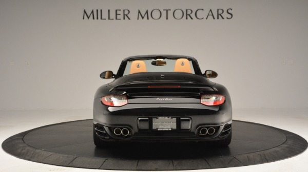 Used 2012 Porsche 911 Turbo for sale Sold at Alfa Romeo of Greenwich in Greenwich CT 06830 6