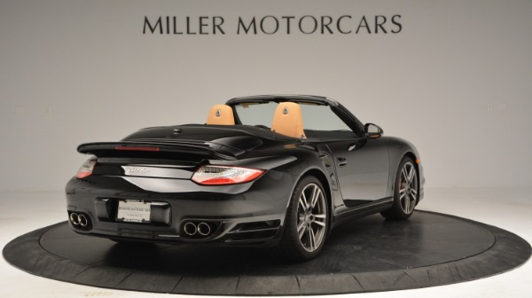 Used 2012 Porsche 911 Turbo for sale Sold at Alfa Romeo of Greenwich in Greenwich CT 06830 7