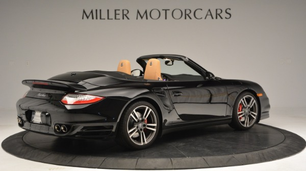 Used 2012 Porsche 911 Turbo for sale Sold at Alfa Romeo of Greenwich in Greenwich CT 06830 8
