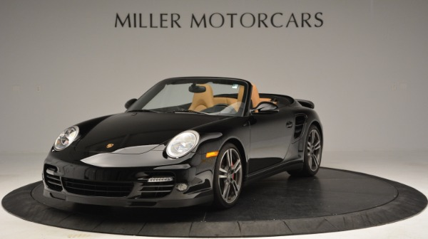Used 2012 Porsche 911 Turbo for sale Sold at Alfa Romeo of Greenwich in Greenwich CT 06830 1