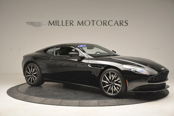 Used 2017 Aston Martin DB11 V12 Coupe for sale Sold at Alfa Romeo of Greenwich in Greenwich CT 06830 10