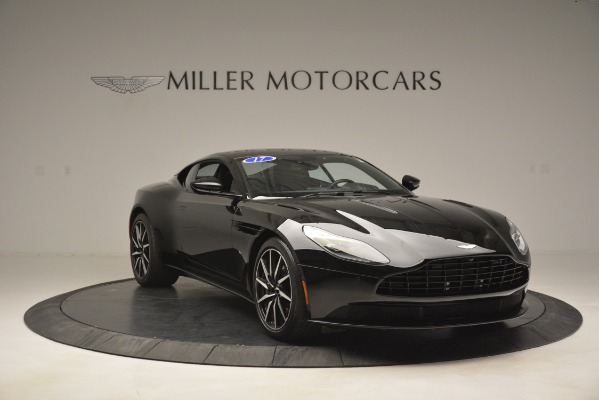 Used 2017 Aston Martin DB11 V12 Coupe for sale Sold at Alfa Romeo of Greenwich in Greenwich CT 06830 11