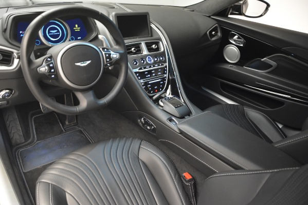 Used 2017 Aston Martin DB11 V12 Coupe for sale Sold at Alfa Romeo of Greenwich in Greenwich CT 06830 14