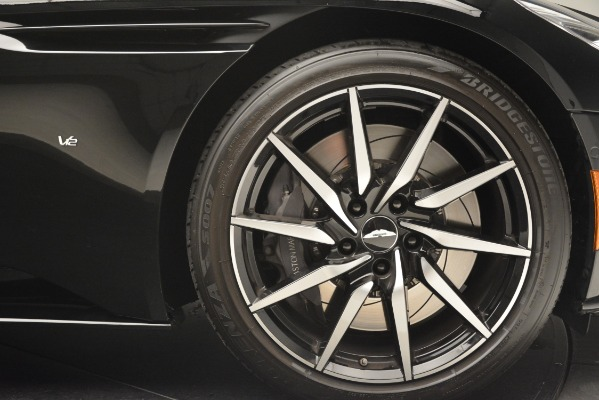 Used 2017 Aston Martin DB11 V12 Coupe for sale Sold at Alfa Romeo of Greenwich in Greenwich CT 06830 19
