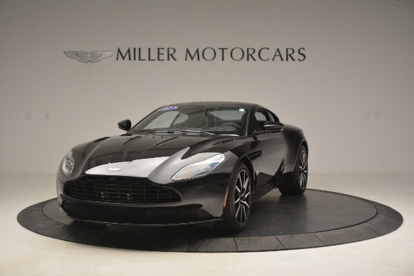 Used 2017 Aston Martin DB11 V12 Coupe for sale Sold at Alfa Romeo of Greenwich in Greenwich CT 06830 2