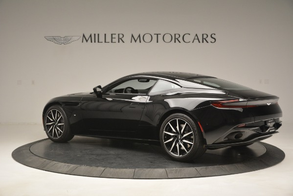 Used 2017 Aston Martin DB11 V12 Coupe for sale Sold at Alfa Romeo of Greenwich in Greenwich CT 06830 4