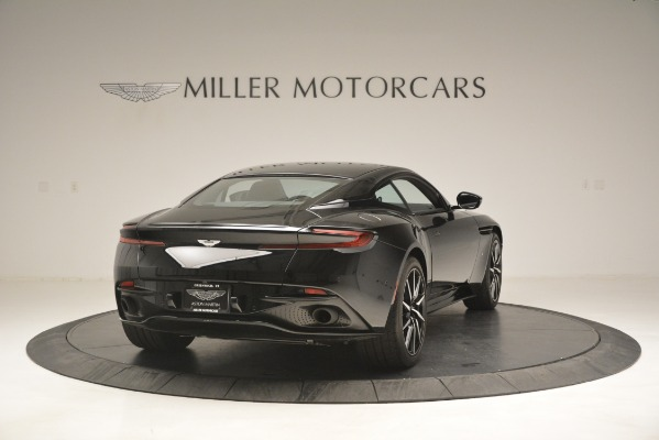 Used 2017 Aston Martin DB11 V12 Coupe for sale Sold at Alfa Romeo of Greenwich in Greenwich CT 06830 7