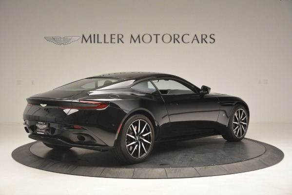 Used 2017 Aston Martin DB11 V12 Coupe for sale Sold at Alfa Romeo of Greenwich in Greenwich CT 06830 8