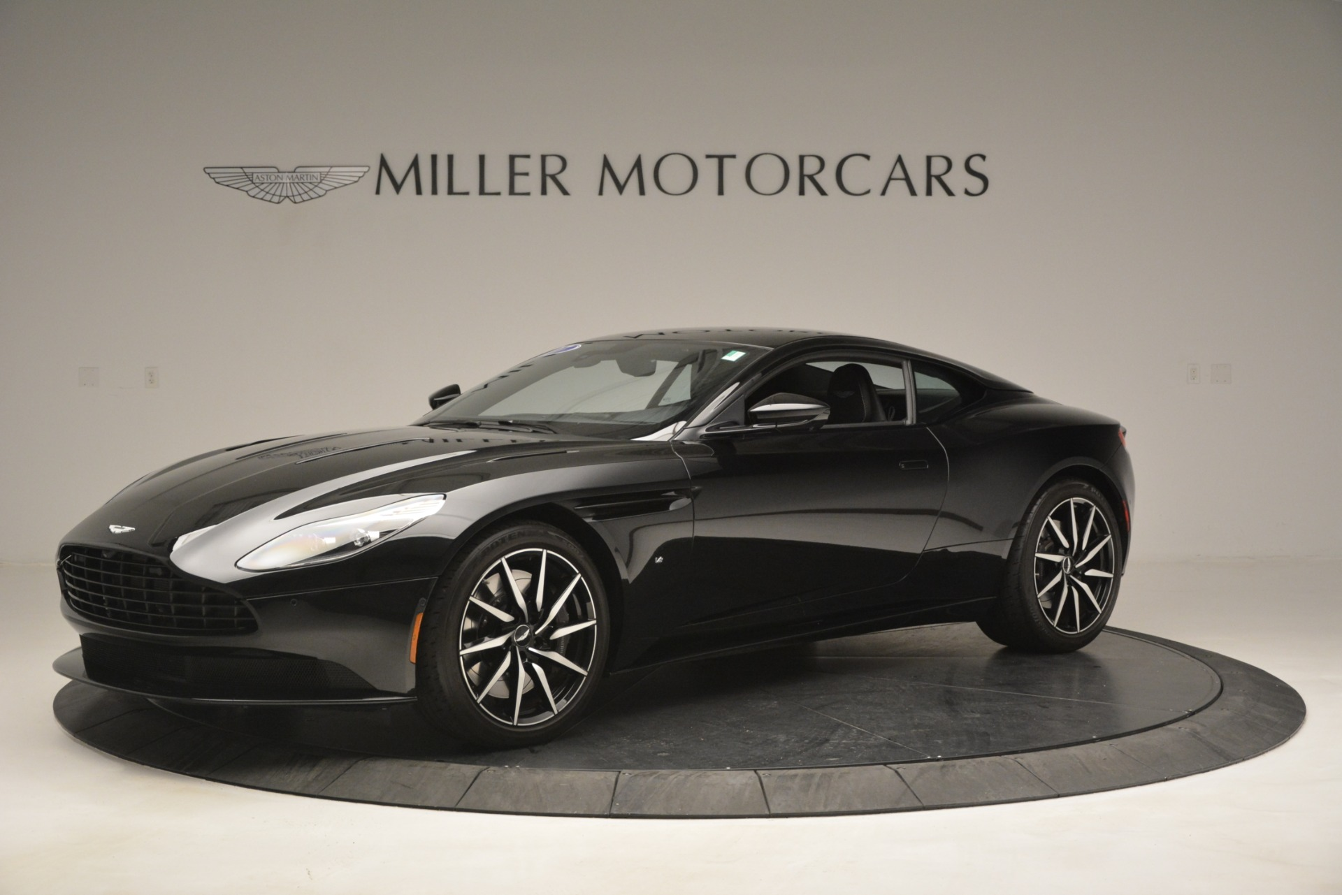 Used 2017 Aston Martin DB11 V12 Coupe for sale Sold at Alfa Romeo of Greenwich in Greenwich CT 06830 1