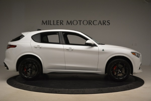 New 2019 Alfa Romeo Stelvio Quadrifoglio for sale Sold at Alfa Romeo of Greenwich in Greenwich CT 06830 10