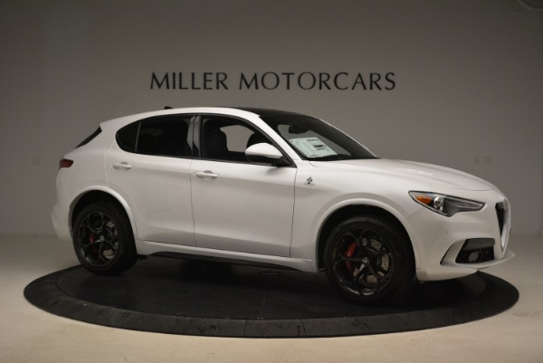 New 2019 Alfa Romeo Stelvio Quadrifoglio for sale Sold at Alfa Romeo of Greenwich in Greenwich CT 06830 11