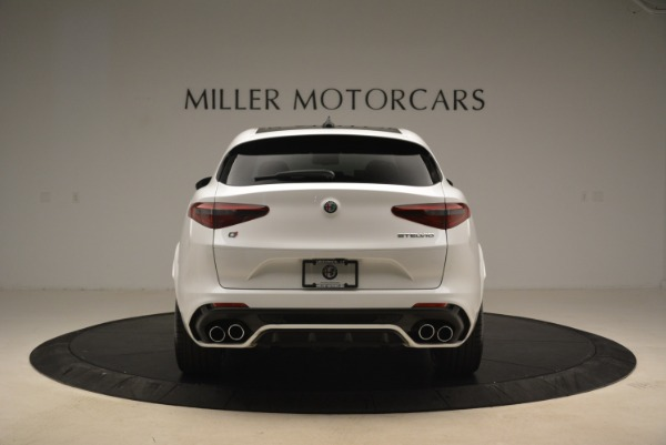 New 2019 Alfa Romeo Stelvio Quadrifoglio for sale Sold at Alfa Romeo of Greenwich in Greenwich CT 06830 6