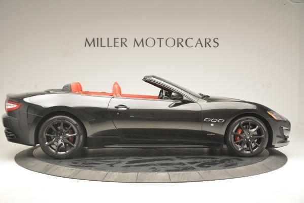 Used 2014 Maserati GranTurismo Sport for sale Sold at Alfa Romeo of Greenwich in Greenwich CT 06830 10