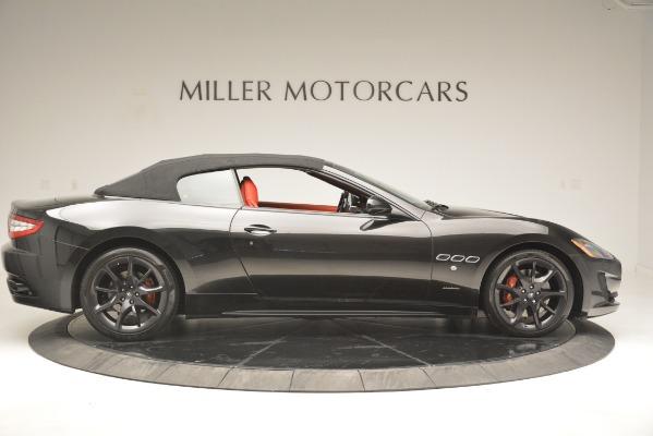 Used 2014 Maserati GranTurismo Sport for sale Sold at Alfa Romeo of Greenwich in Greenwich CT 06830 17