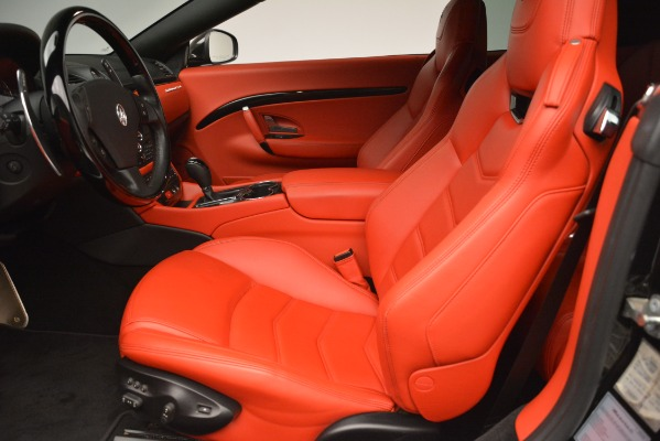 Used 2014 Maserati GranTurismo Sport for sale Sold at Alfa Romeo of Greenwich in Greenwich CT 06830 20
