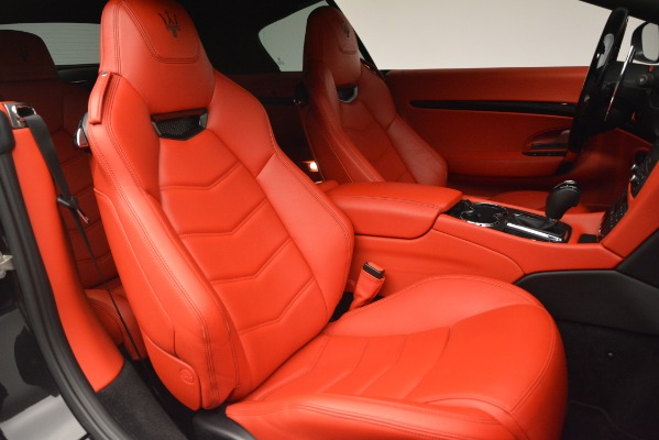 Used 2014 Maserati GranTurismo Sport for sale Sold at Alfa Romeo of Greenwich in Greenwich CT 06830 24