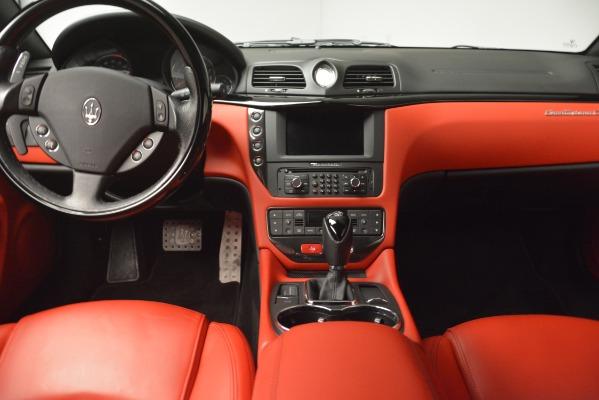 Used 2014 Maserati GranTurismo Sport for sale Sold at Alfa Romeo of Greenwich in Greenwich CT 06830 26