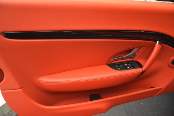 Used 2014 Maserati GranTurismo Sport for sale Sold at Alfa Romeo of Greenwich in Greenwich CT 06830 27