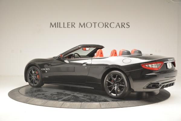 Used 2014 Maserati GranTurismo Sport for sale Sold at Alfa Romeo of Greenwich in Greenwich CT 06830 4
